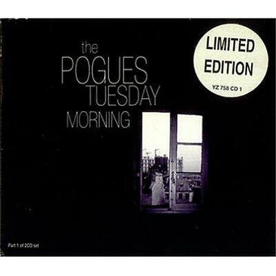 New & Sealed-The Pogues- Tuesday Morning Limited Edition CD (Pt 1)