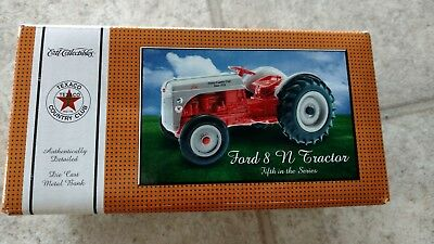 Texaco Country Club Series #5 Ford 8N Tractor Stock Number 29267P