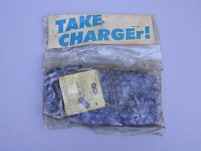 NOS Vintage Charger Mini Bike Drive Chain OEM Barn Find! Rupp