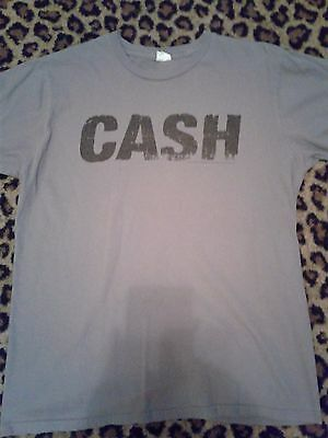 Johnny Cash shirt used M