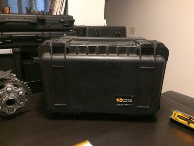 Pelican Case 0450 Wheeled Tool Box