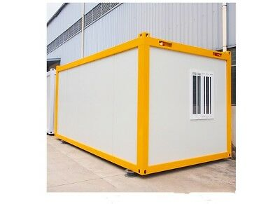 Container Portable House Homes, Site Office, Granny Flats 6009 X 2400 X 2800