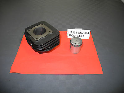 CYLINDER WITH PISTON CYLINDER WITH PISTON HONDA NH50 lead50 bj. bj.83-85 NEW