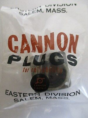 Cannon MS3102A16S5P Electrical Receptacle Connector 3 Single Mating