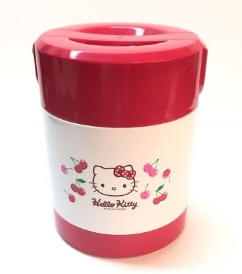 SKATER-Cafe Cup Lunch Box SANRIO HELLO KITTY