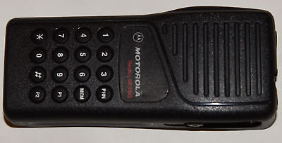 Motorola Radius GP350 Front Shell Case with DTMF pad for recase