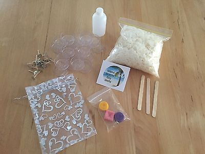 DIY SOY TEA LIGHT CANDLE MAKING KIT - only $12.50!!