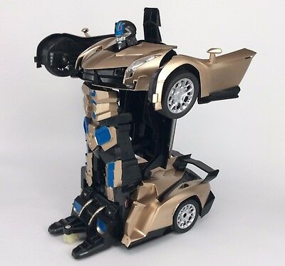Remote Control Transforming Robot FORCE ARES