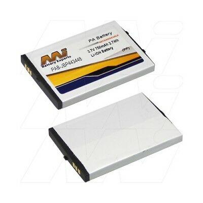 InSignia, iRiver MP3 Player Battery - Suits JBP443448