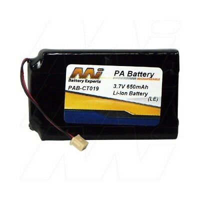 PAB-CT019 - CD / MP3 / MP4 Battery