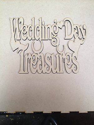 Baby/'s First Treasures Topper Mdf Wood Wooden 200x150mm