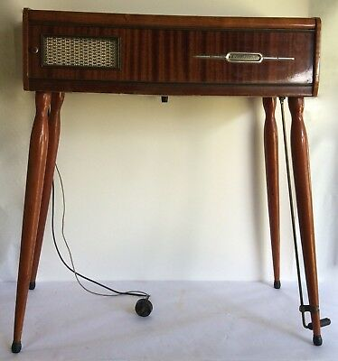 Vintage J Busilacchio Electric Organ