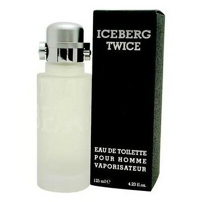 Iceberg TWICE MAN Eau de Toilette 125ml Profumo Uomo spray