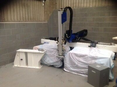 Wetec Robot NB520T - used but working condition