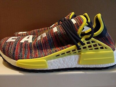 ae0dcac87a476 Adidas X Pharrell Williams Nmd Human Race Trail Multi Noble Ink Uk 9.5   Us  10