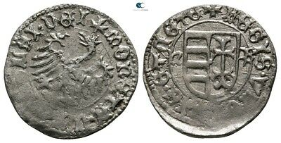 Savoca Coins Medieval Silver Coin1,23 g / 16 mm !PEP3490