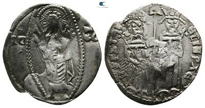 Savoca Coins Medieval Silver Coin0,67 g / 18 mm !PEP3494