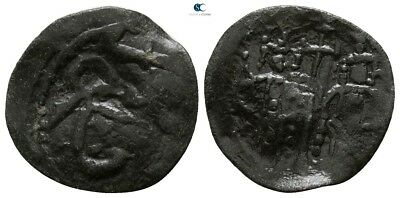 Savoca Coins Medieval Bronze Coin 1,16 g / 20 mm @SUI1562