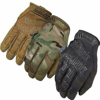 Handschuhe Mechanix® Original coyote multicam schwarz  KSK Tactical Airsoft