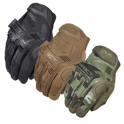 Handschuhe Mechanix® M-Pact coyote multicam schwarz KSK Tactical Airsoft