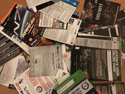 Various xbox one/Xbox 360/PS4/PS3 codes - ADD ONS-READ ITEM- [choose from list]