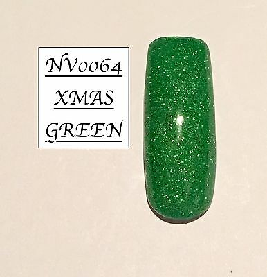 Xmas Green Ibd Acrylic Powder 10G Bag Many More Colours See Description