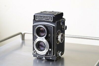 Rolleicord V   Nice!    just had CLA