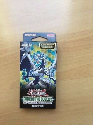 Yu-Gi-Oh! Code of the Duelist Special Edition - NEU & OVP
