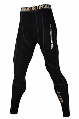 Under Armour Men's Cold-Gear Long Tigth Compression Color Black