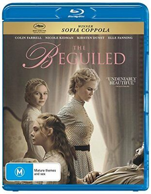 The Beguiled(BD + Digital Download) [Blu-ray] [2017] [DVD][Region 2]
