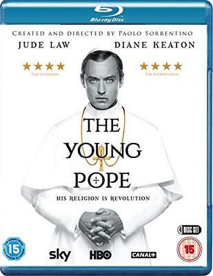 The Young Pope [Blu-ray] [DVD][Region 2]
