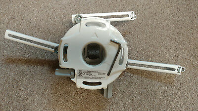 Peerless PRG-UNV-W Precision Gear Projector Mount White #285690