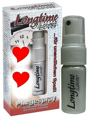 Sexxx Ritardante uomo Long Time Lover Spray 15 ml eiaculazione precoce maschile