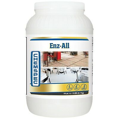 Chemspec Enz-All Protein Stain Remover Carpet cleaning chemical