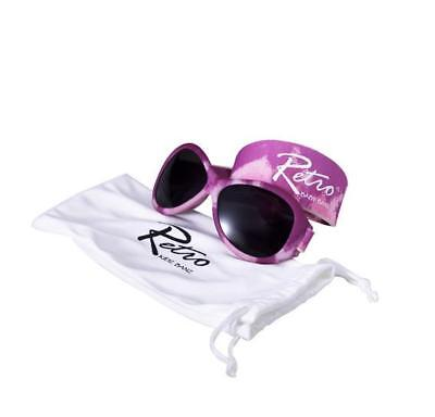Retro Banz Wrap Around Sunglasses