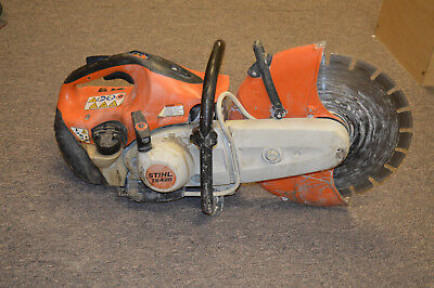 Stihl TS420 14'' Concrete Cut-Off Saw * Pre-owned*  FREE SHIPPING