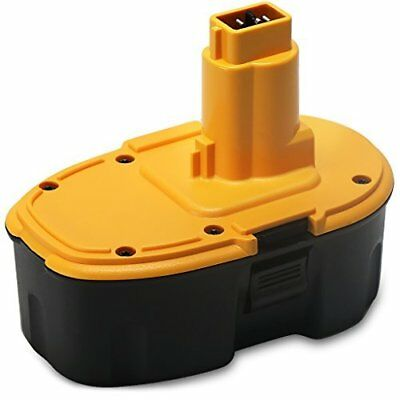 POWERAXIS DC9096 18V Battery Replacement for Dewalt DC9096 DC9099 Cordless Drill