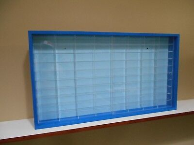 Showcase, Wall Display case cabinet for 1/64 scale cars (hot wheels, matchbox) 8