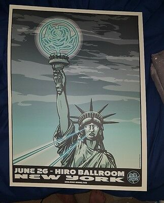 2007 Ryan Adams New York Jun 26 Hiro Concert Statue of Liberty