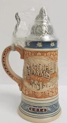 2014 Samuel Sam Adams Octoberfest Collectible Limited Edition Numbered Rare