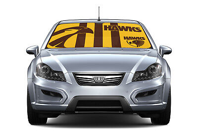 AFL Car Sunshade