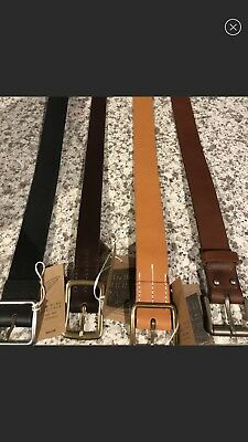 Red Wing Men Belts 2 for 65 or 3 for 90