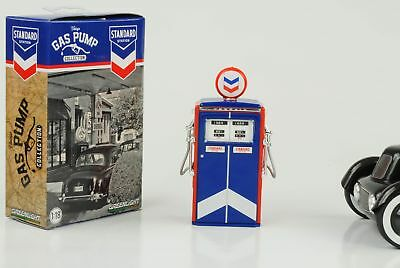 Vintage Fuel Pump 1 x Standard Diorama accessorie 1:18 Greenlight No Figurine