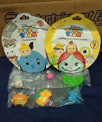 Mystery Stack Pack Tsum Tsum Vinyl Stackable - Thumper and Bambi