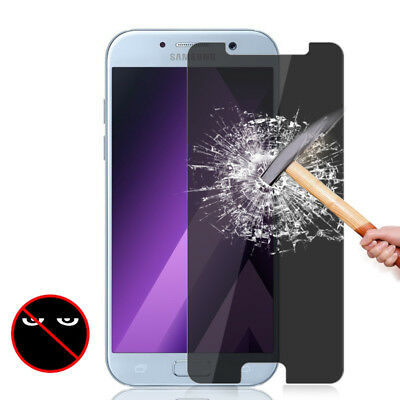 Privacy Anti-spy Tempered Glass Screen Protector For Samsung Galaxy S6 S7 J5 J7