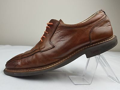 Details about Skechers Collection Made in Italy Mens Loafers Distressed Brown Leather Shoes 11