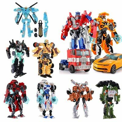 Cool Transformers Bumblebee Optimus Prime 6'' Action Figure Toy Xmas Gifts AU