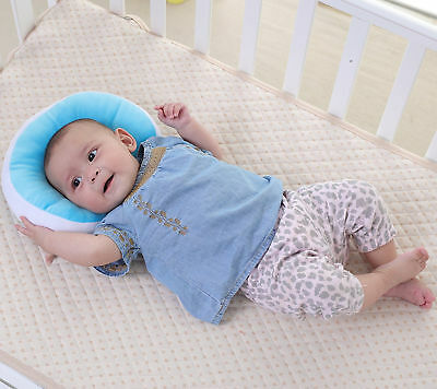 KAKIBLIN Baby Pillow Anti-flat Head Syndrome Ultra Soft Memory Mawata NEW