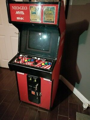 neo geo arcade candy cabinet great overall condition read