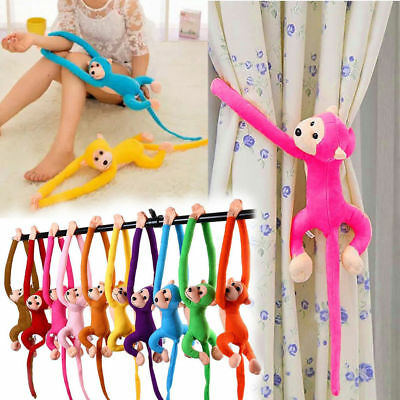 Fad 67cm Long Arm Hanging Monkey Plush Baby Toys Stuffed Animals Doll Child